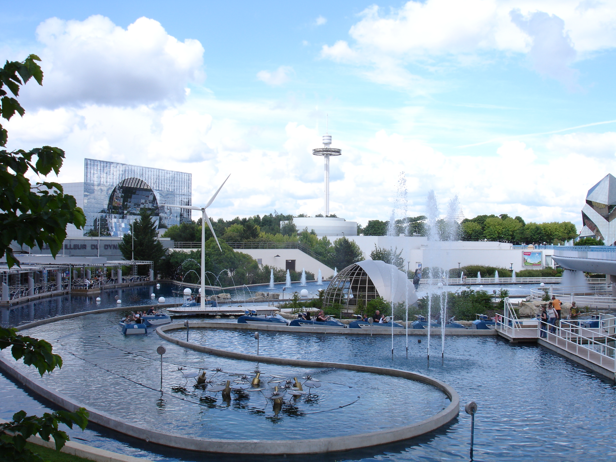 Futuroscope parcs passion le blog officiel for Tarif bache pour bassin