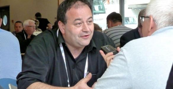 Dans les coulisses de l'interview de Patrice Fleurent, gérant de Fraispertuis City.