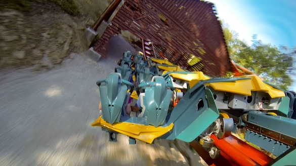 Thunderbird ! (photo : Holiday World)
